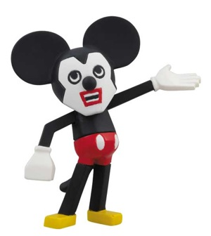 Mickeymousecubic