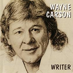 WAYNE CARSON  WRITER
