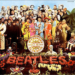 THE BEATLES SGT.PEPPER'S LONELY HEARTS CLUB BAND