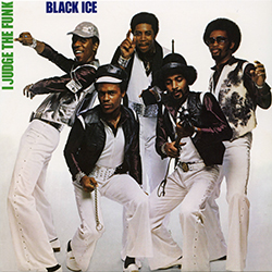 BLACK ICE I JUDGE THE FUNK