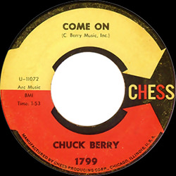 COME ON / CHUCK BERRY