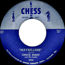 MAYBELLENE / CHUCK BERRY