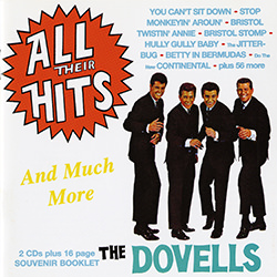 HAPPY BIRTHDAY JUST THE SAME / THE DOVELLS
