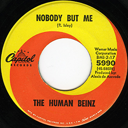 NOBODY BUT ME THE HUMAN BEINZ