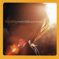 K.D.LANG INVINCIBLE SUMMER