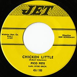 CHICKEN LITTLE / PICO PETE