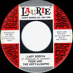 POOH & THE HEFFALUNPHS lady godiva
