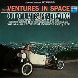 THE VENTURES IN SPACE